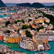 9 острова в Дания