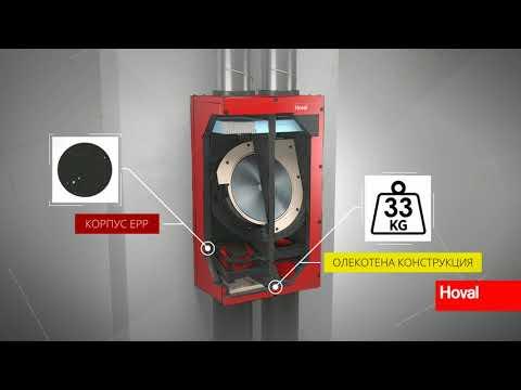 Hoval HomeVent най-модерната технология за комфорта във вашето жилище