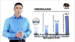 Технологията Nano Quarz на Caparol